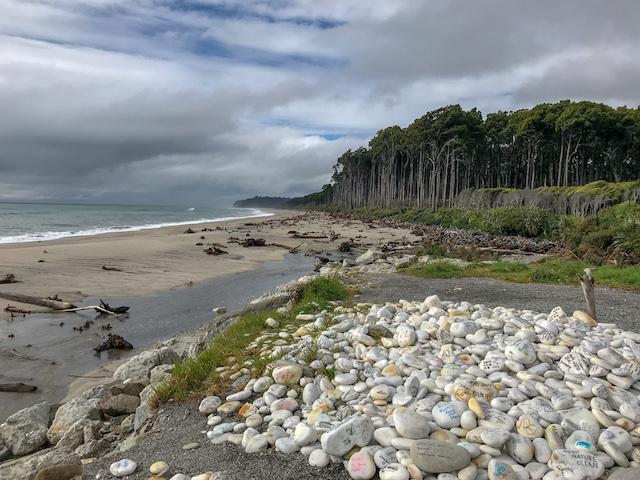 Tasman Sea and West Coast