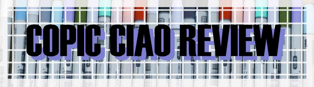 COPIC CIAO REVIEW