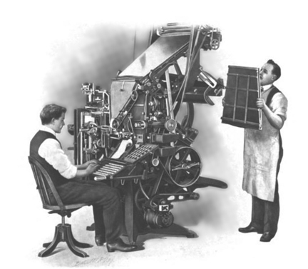 Portland Oregon Premier Of Linotype The Film