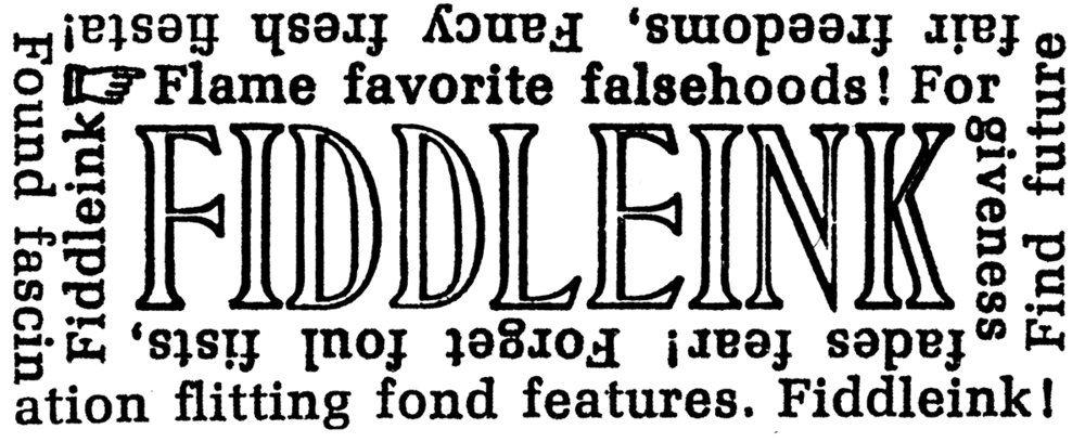 Fiddleink