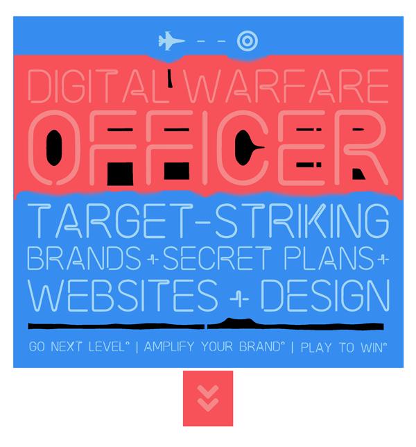 Bartlife - Digital Warfare Officer - Target Striking Brands, Secret Plans, Websites and Design