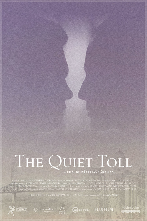 Quiet Toll - Poster (Small)