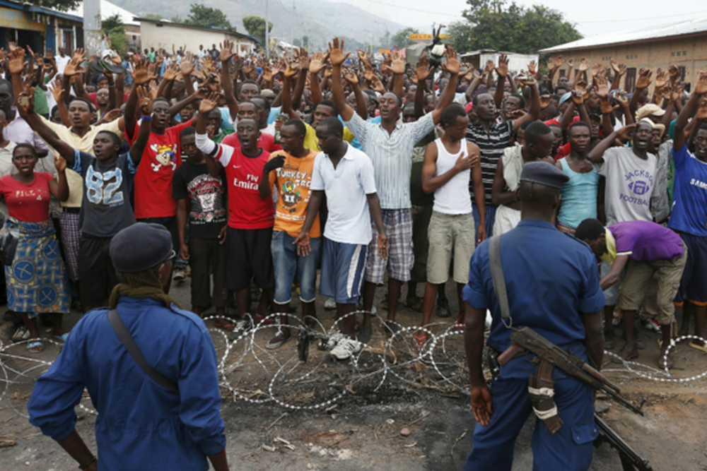 In Burundi Election, Catholic Church Could be Swing Vote -