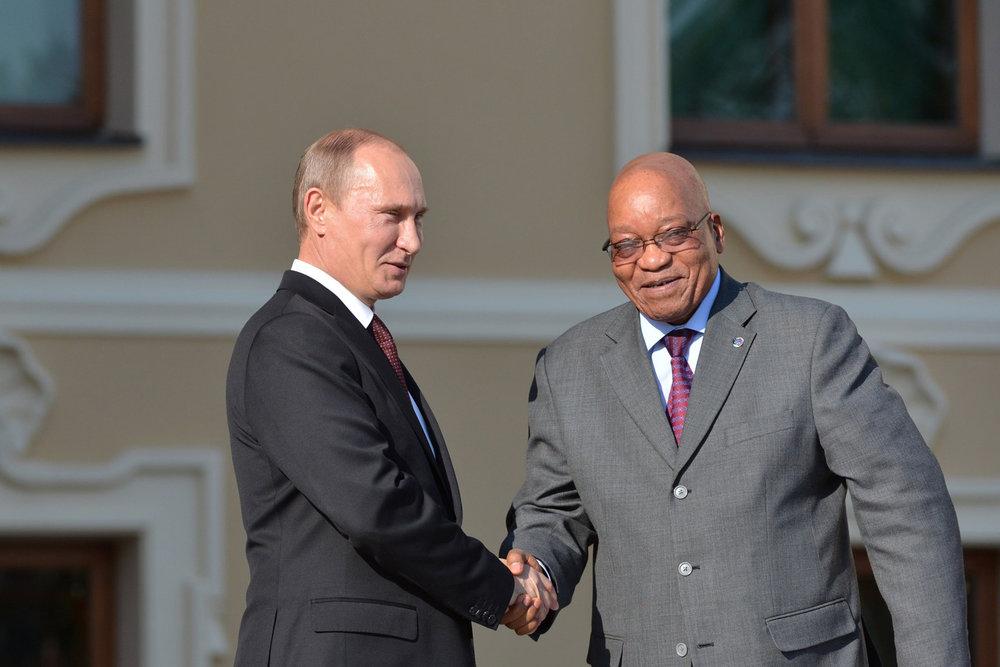 Russia's Quiet Rise in Africa -