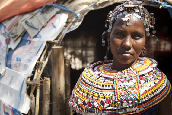 Life Changing Mini Marts in Northern Kenya (Photos) -