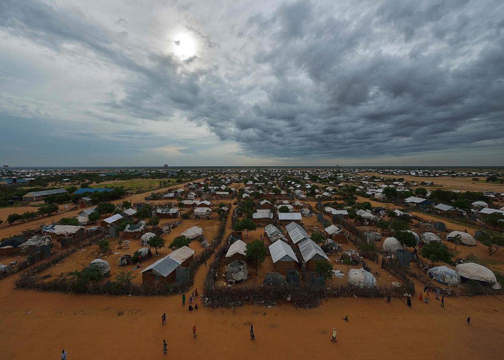15,000 Somalis