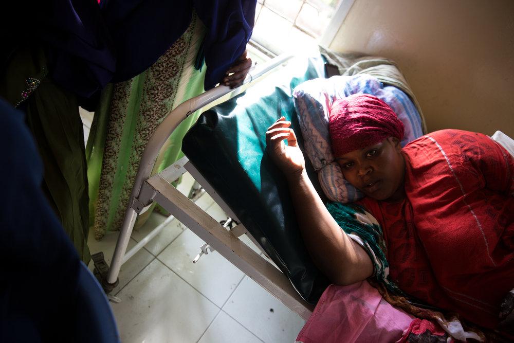 Somalia bomb survivor:
