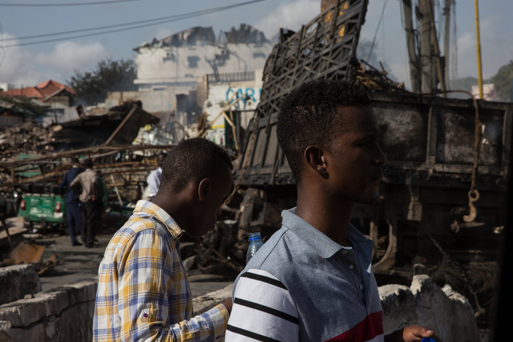 A bomb blast in Somalia's capital exposes the government's failures -