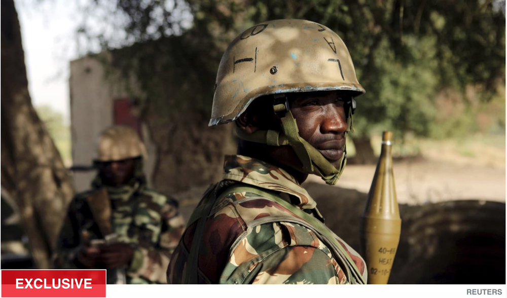 Exclusive: U.S. General Reigns in Special Operations Forces in Africa -
