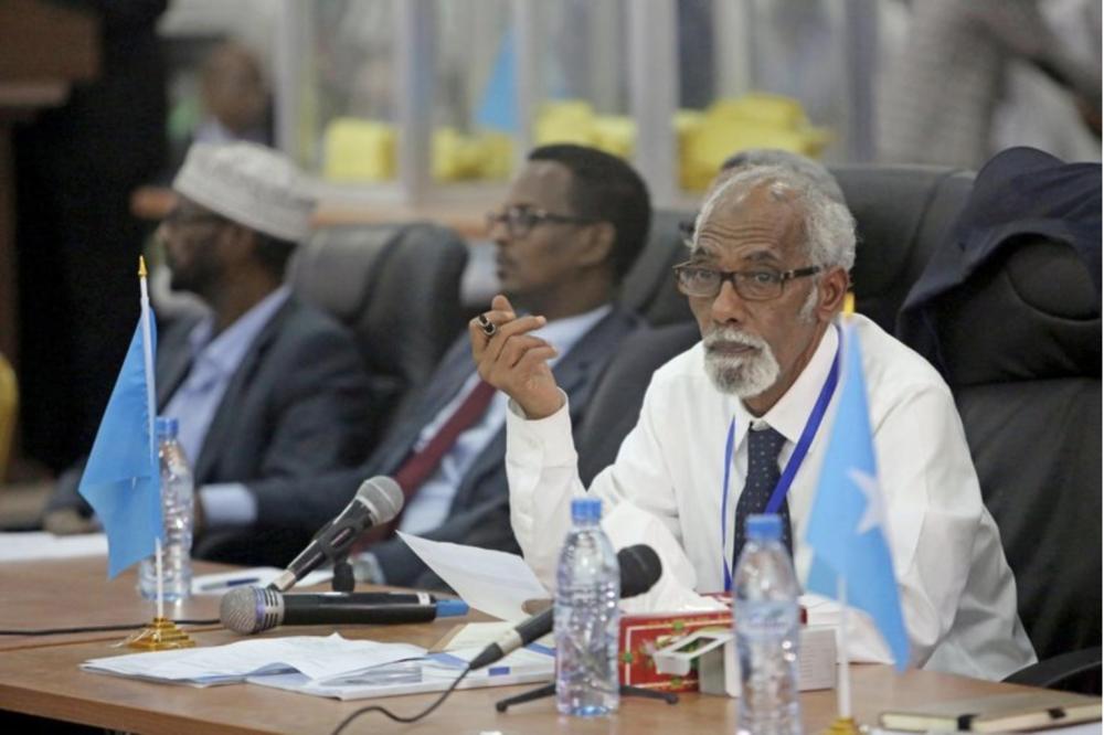 Top Somali Politician Steps Down, Avoiding Showdown with President -