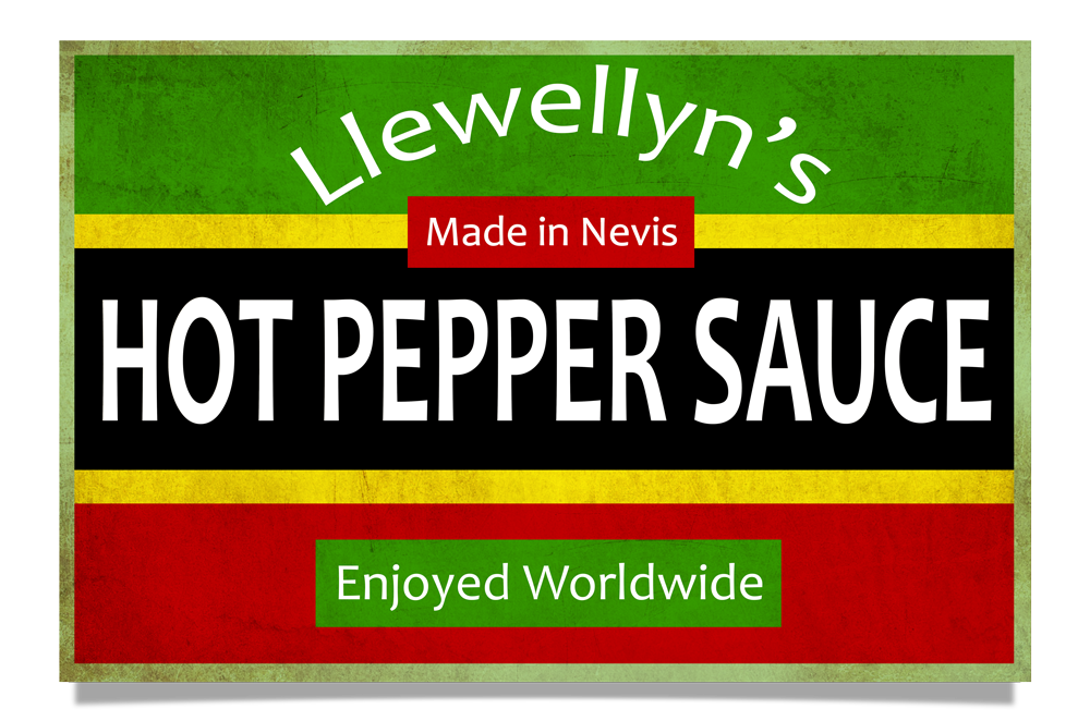 Llewellyn's Hot Pepper Sauce