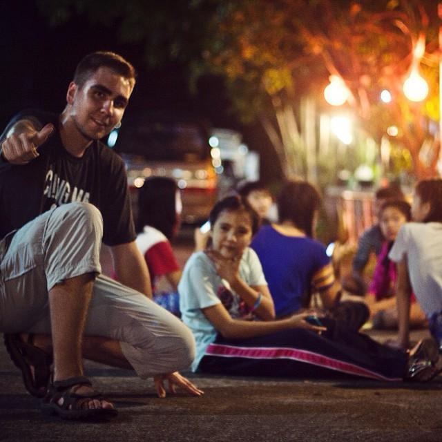 #ChiangMai #nuortenilta #isokirja