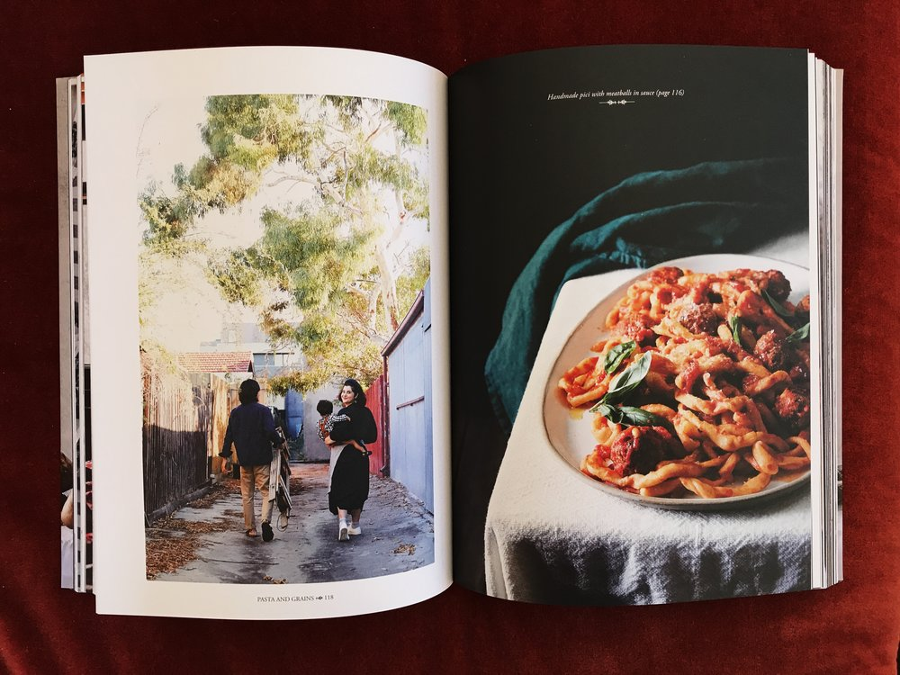 My cookbook ostro to be placed on a pedestal or admired from afar it is food that slowly weaves its way into the fabric of your daily life food for living and sharing forumfinder Gallery