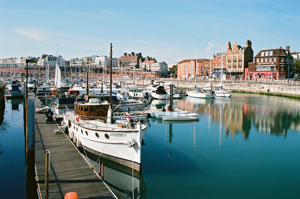 Ramsgate Harbour Kent UK.jpg