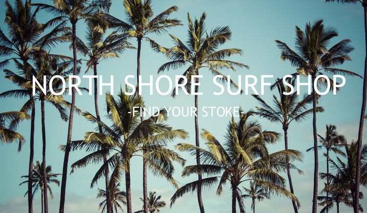 North Shore Surf Shop