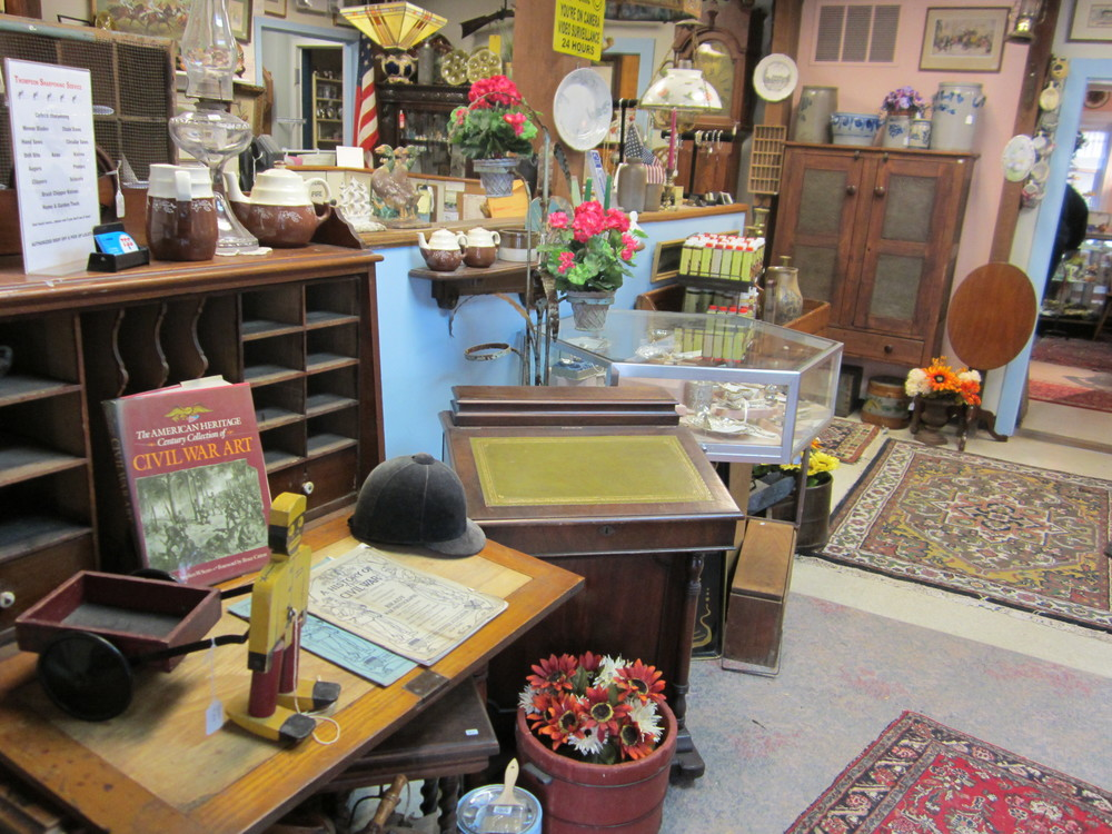Cook Limited Antiques