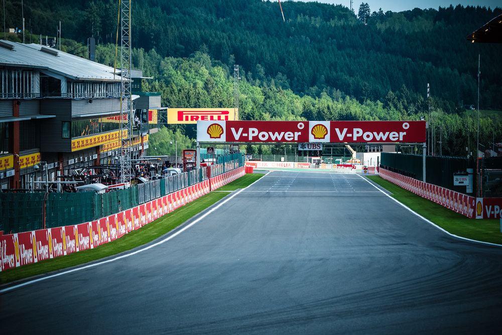 Spa Pit Straight