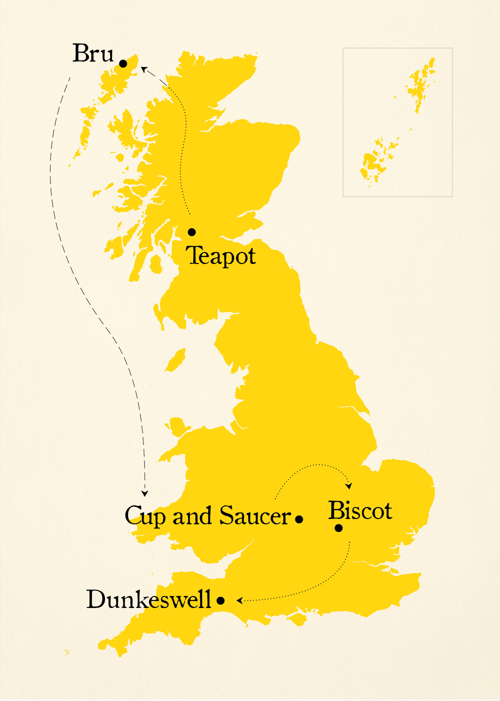 A Classic British Journey