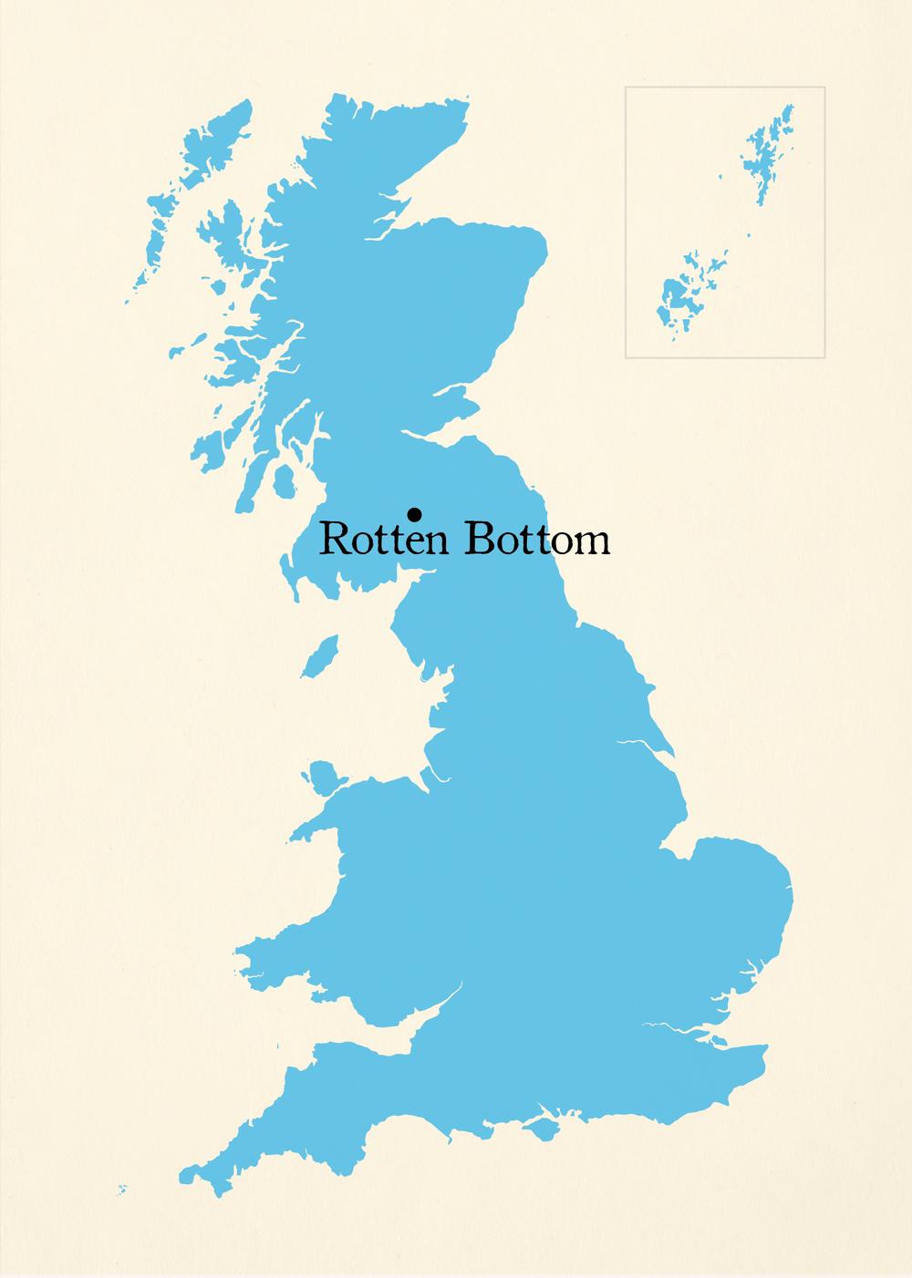 Rotten Bottom