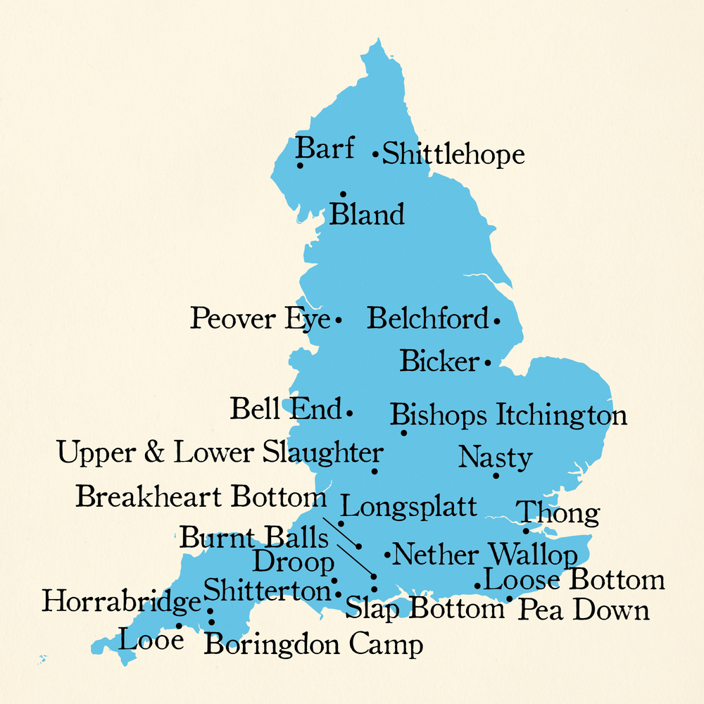 The 23 worst-sounding English place names