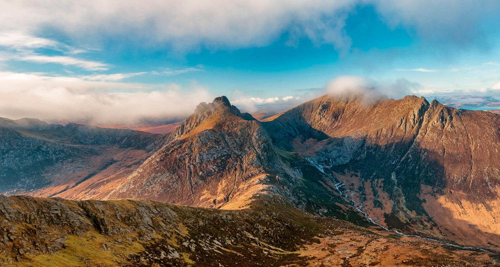 Cir Mhor and the Saddle, Arran  (Shutterstock)