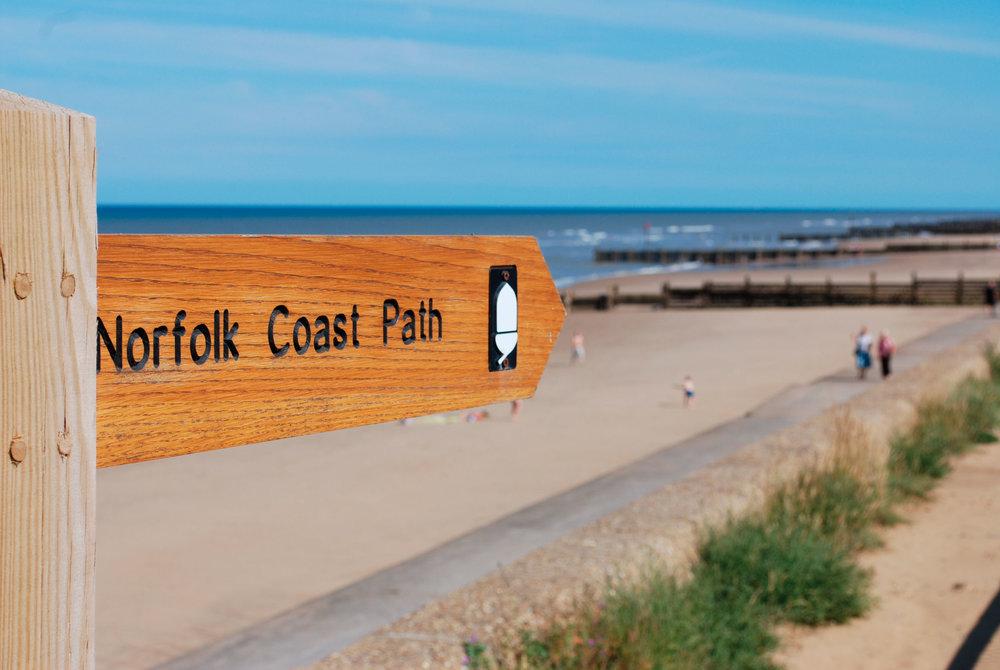 Norfolk Coast Path  (Panaspics/Shutterstock)