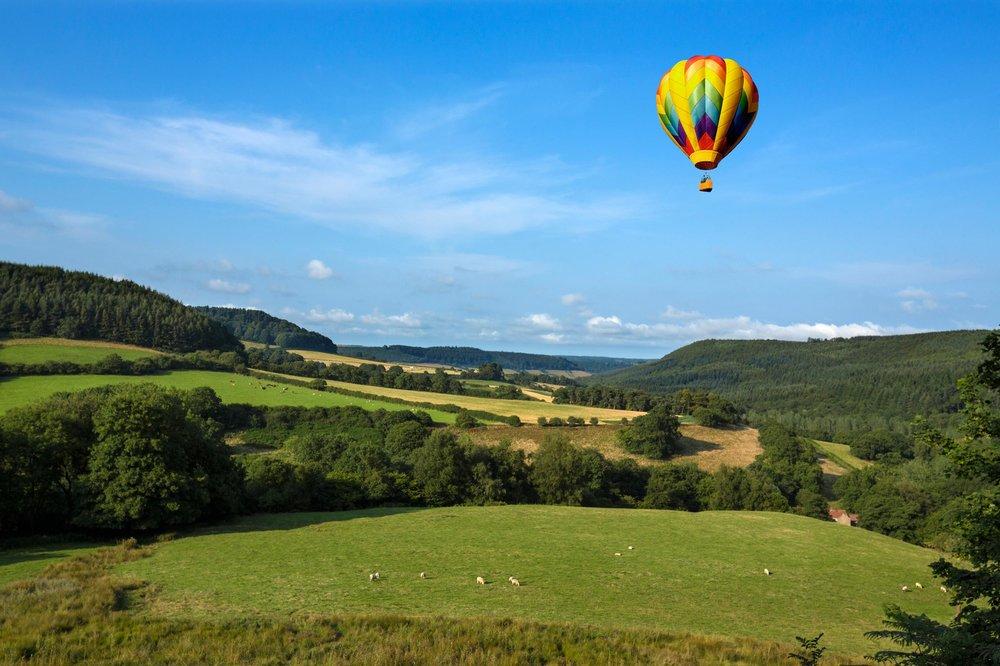 The Yorkshire Dales, England  (Steve Allen/Shutterstock)