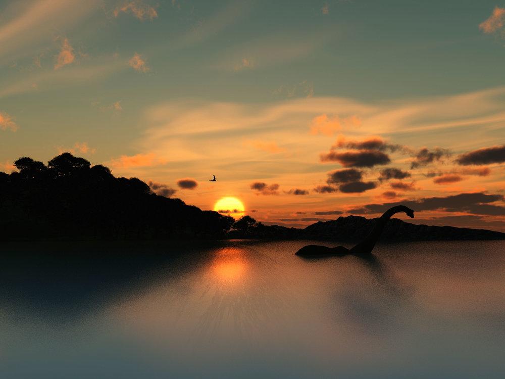 Loch Ness, The Great Glen, Scotland   (Mike H/Shutterstock)