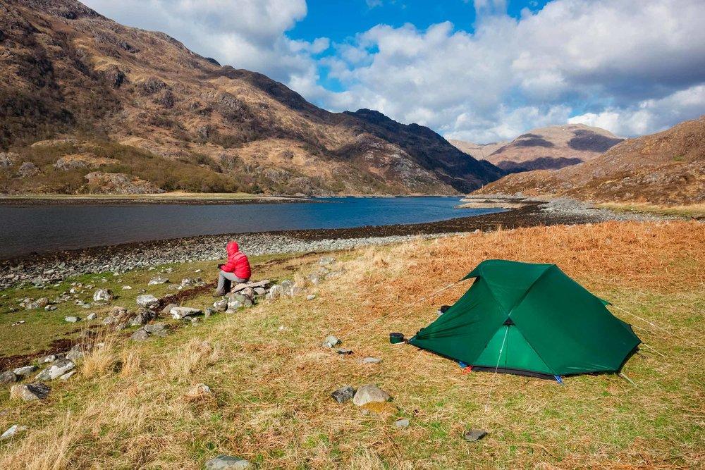 Barrisdale, Loch Hourn, Knoydart  (Duncan Andison/Shutterstock)