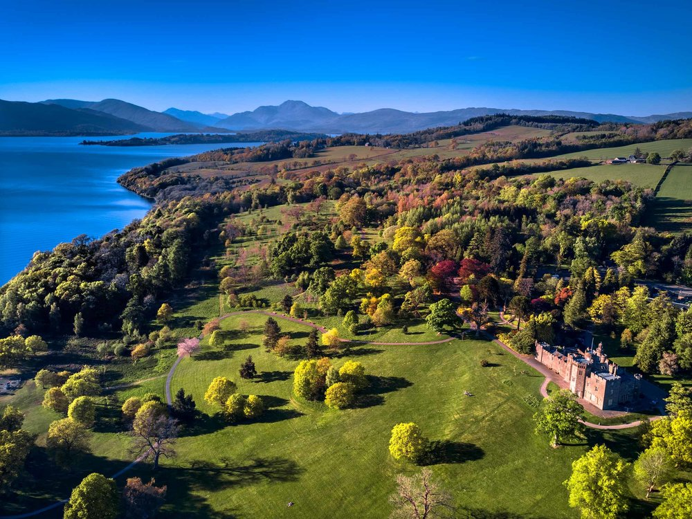 ST&G's northern headquarters, Loch Lomond, Scotland  (CappaPhoto/Shutterstock)