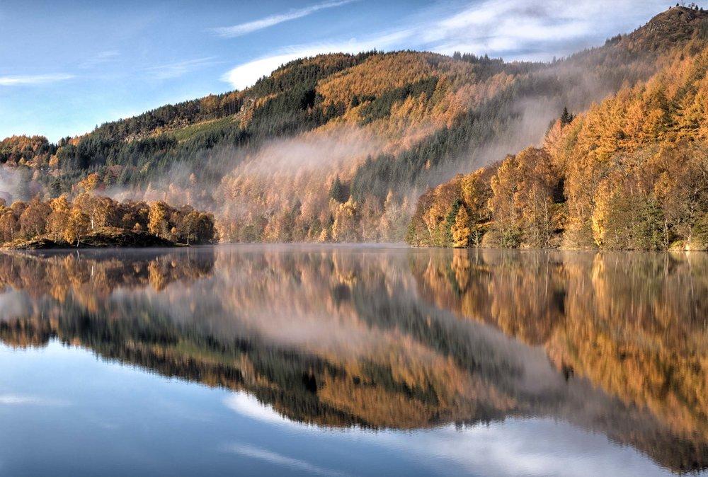 Loch Tummel, Perthshire  (Derek Souter/Shutterstock)
