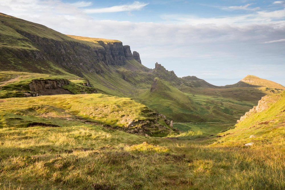 The Quiraing, Skye  (VisitScotland)