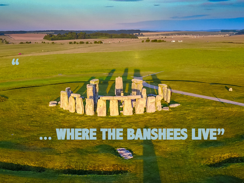 """… and they do live well."" Stonehenge as celebrated by Spinal Tap  (Shutterstock / Nicholas E Jones)"
