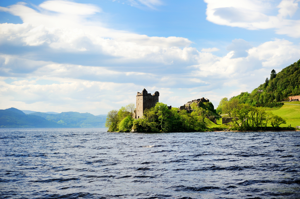 Loch Ness, Scotland, inspiration to a surprising variety of artists including Kanye West, Coolio and Eminem  (Shutterstock / Alinute Silzeviciute)