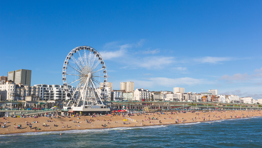 Brighton  (Shutterstock / William Perugini)