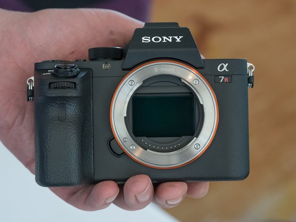 Sony a7rII, source: dpreview.com