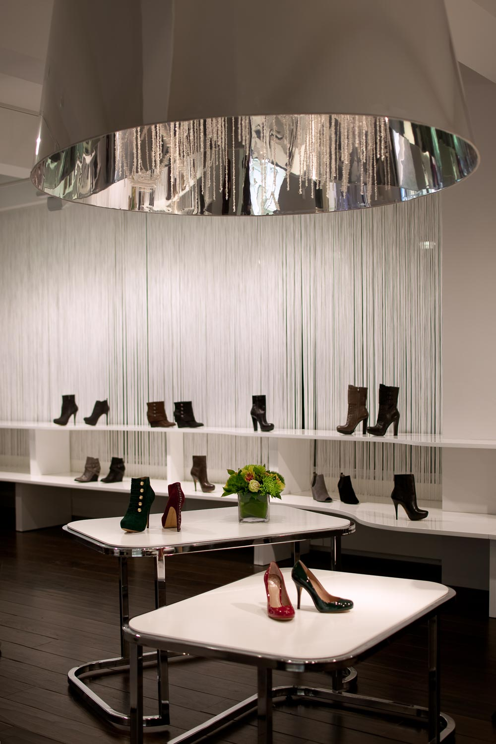 Vince Camuto Showroom Design New York