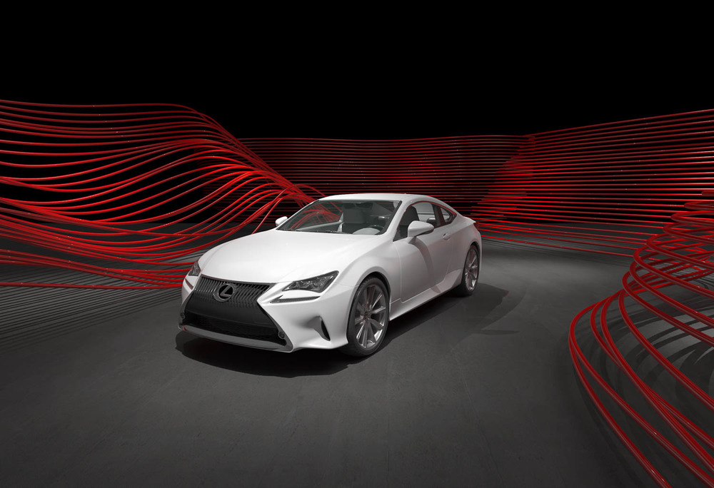 Lexus Store Design