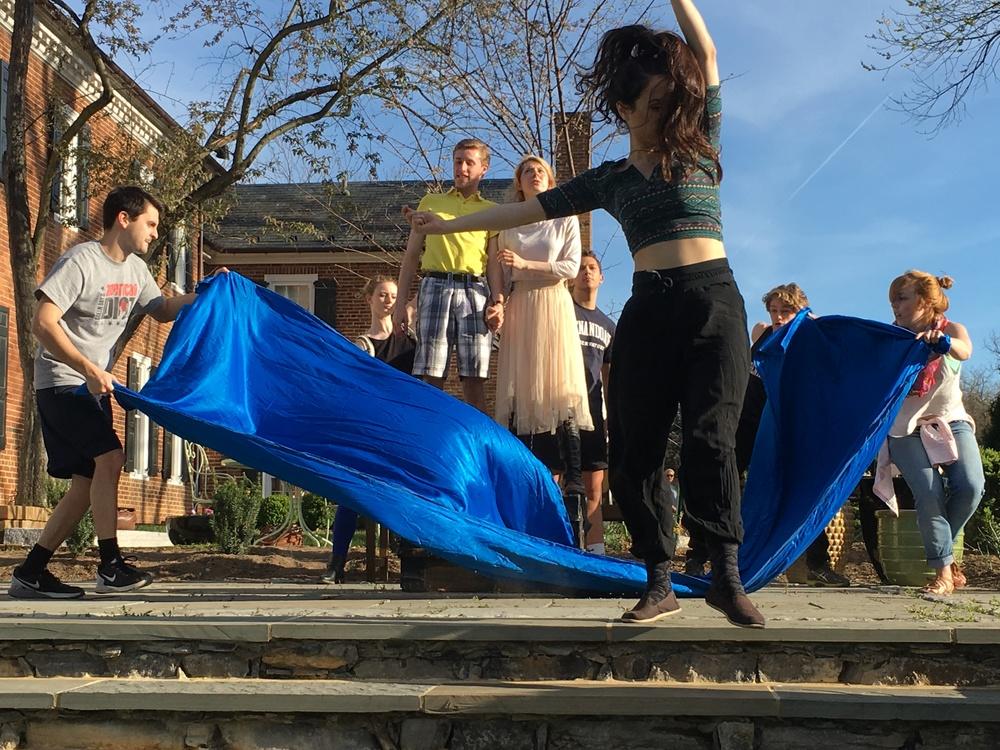 llyria,  MSV   Shenandoah Conservatory, Spring 2016