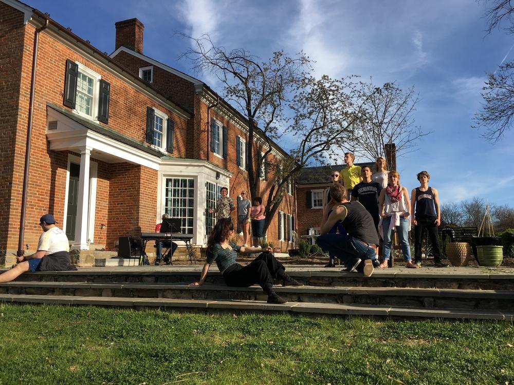 Illyria,  MSV   Shenandoah Conservatory, Spring 2016