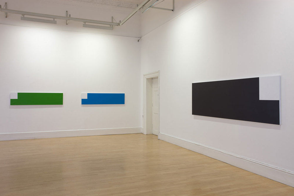 Installation view, Dublin City Gallery The Hugh Lane, Dublin, Ireland, 2008/2009
