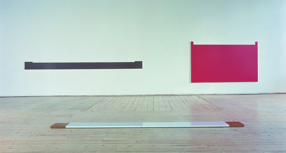 Installation view Green on Red Gallery, Dublin, 1999