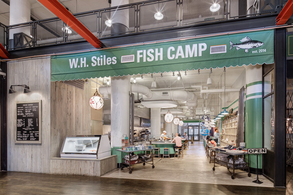 W.H. StilesFish Camp -