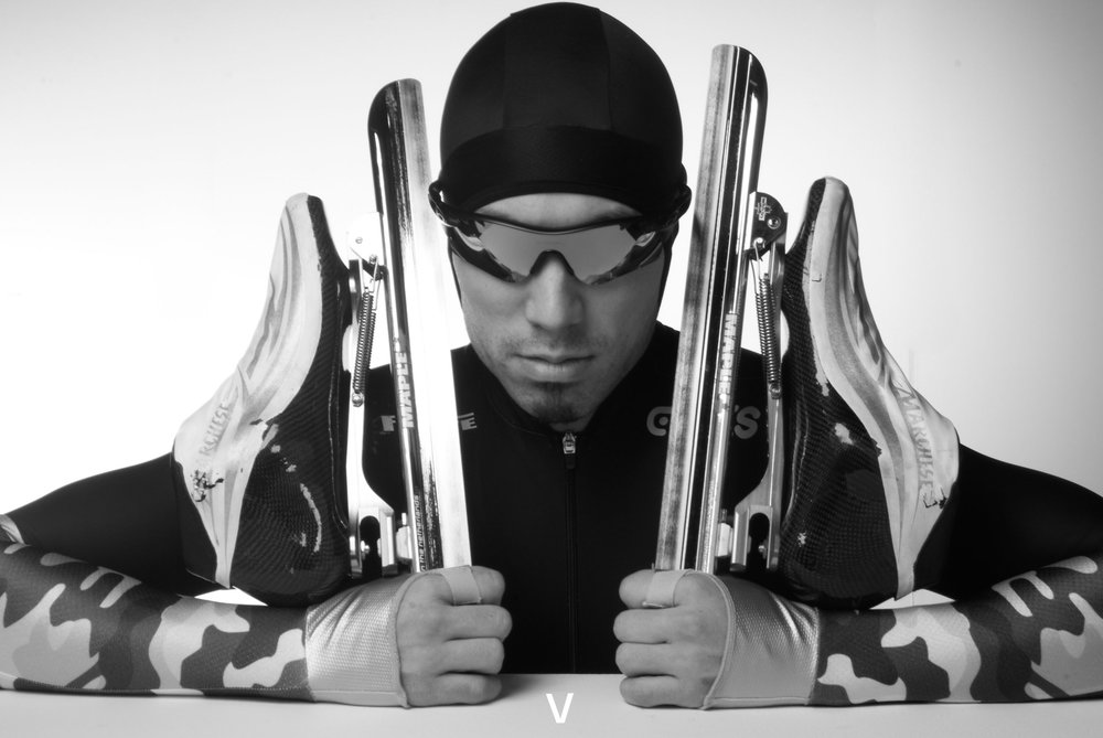Speed Skater   Michael Hubbs: An Inspirational Journey to the 2018 Winter Olympics   Learn More