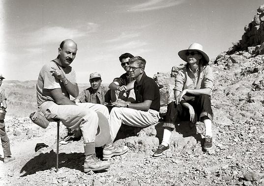 Yigael Yadinat Masada, discoverer ofBabatha's Ketubah.