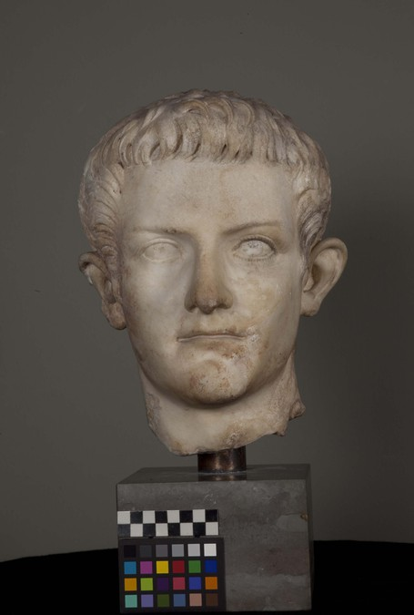 The color palette of Caligula  (via trackingcolour.com)