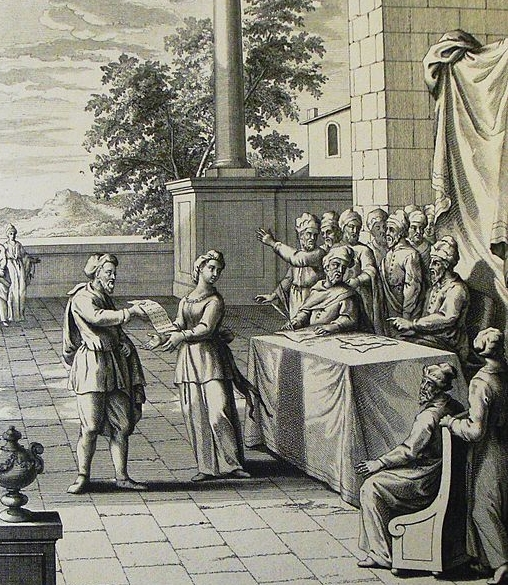 "Phillip Medhurst, ""Divorcing a Wife"""