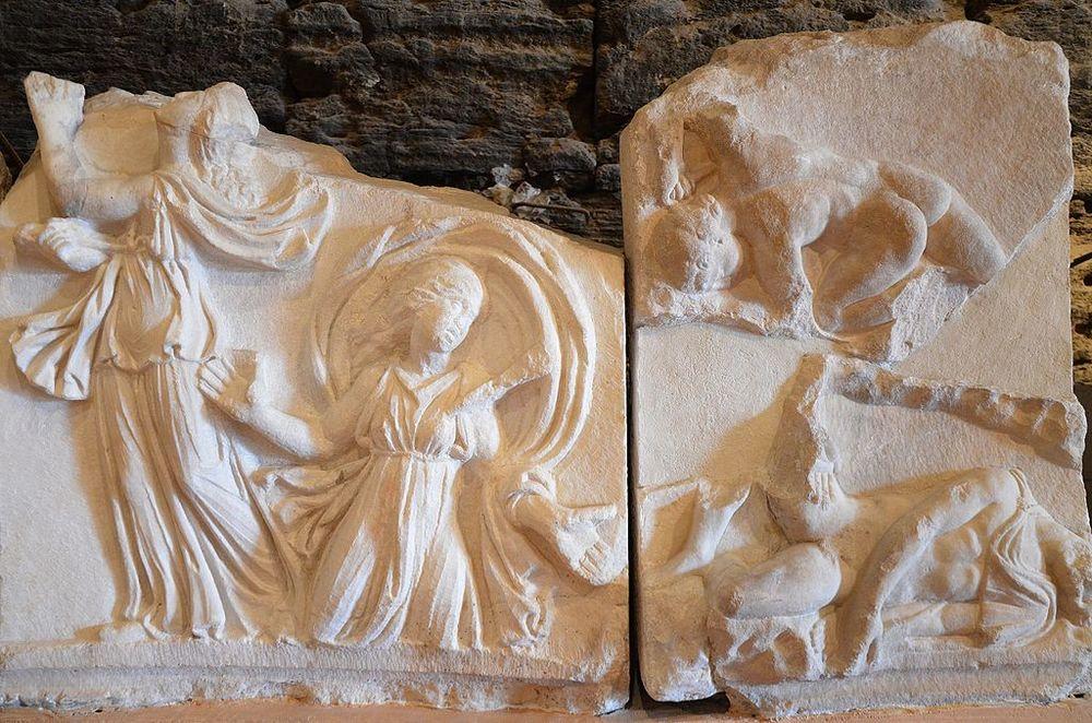 Niobe at Hierapolis
