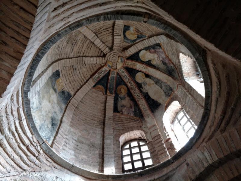 Chora Church, Istanbul. | Krista N. Dalton 2015.