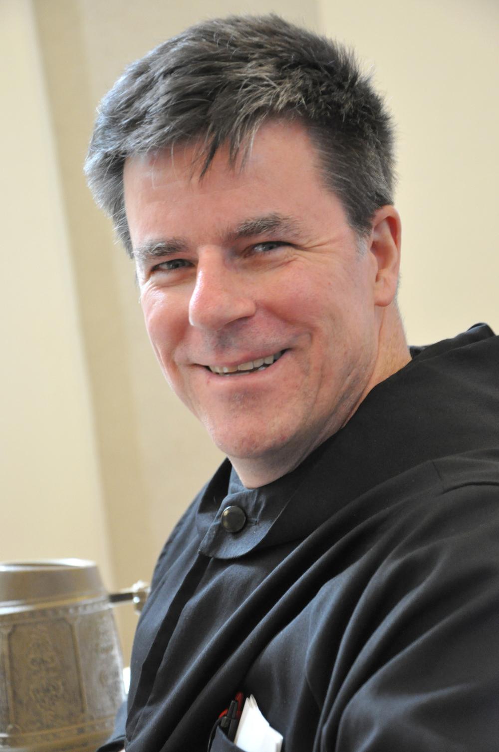 Fr. Daniel McCarthy, OSB
